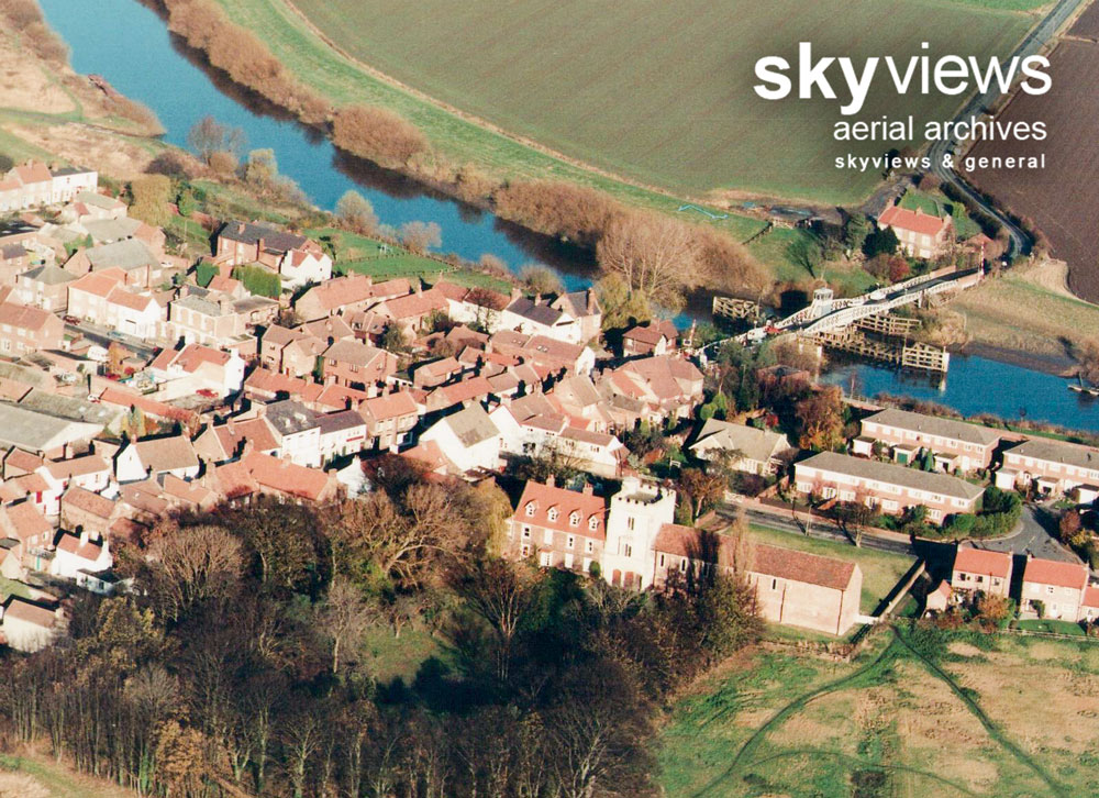 Full village, hamlet and small settlement images and close ups of individual properties